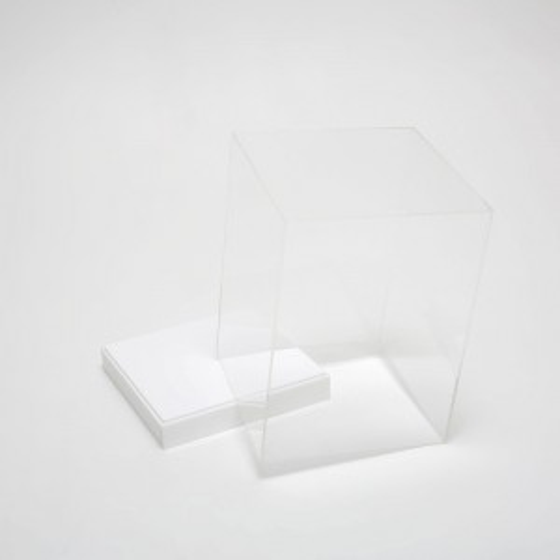 Vitrinas base Look Cubos y Vitrinas