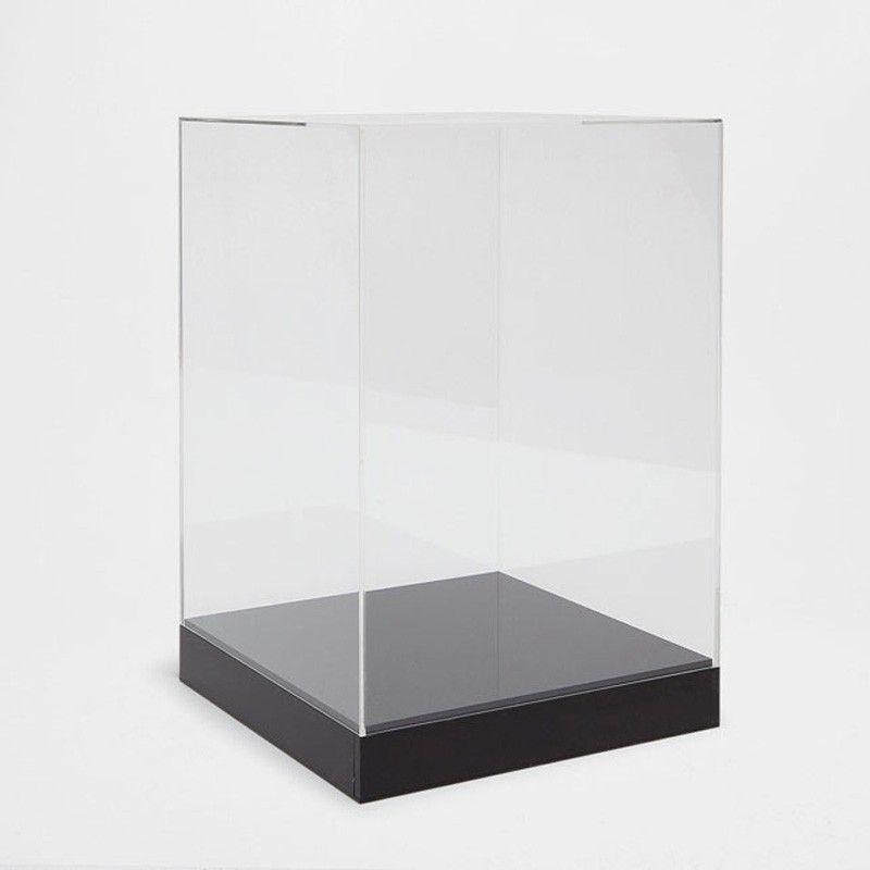 Vitrina cubo Look Vitrinas de metacrilato estándar