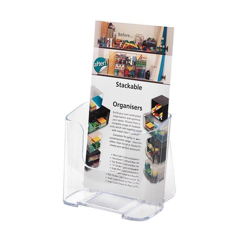 Portafolletos 1 Dispensador Porta folletos sobremesa-33%