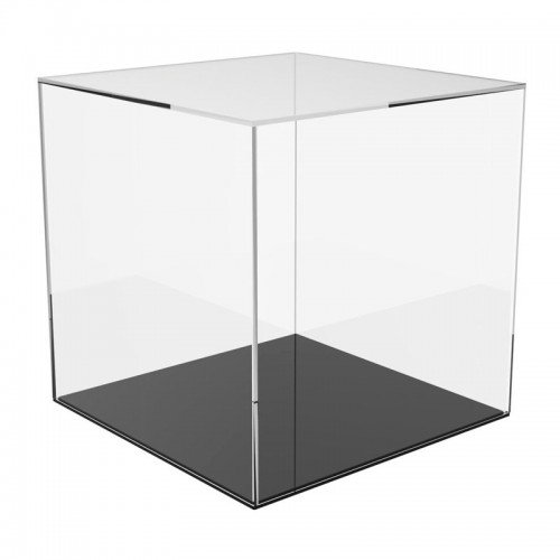 Vitrina cubo estándar Vitrinas de metacrilato estándar-5%