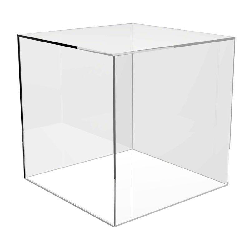 Vitrinas cuadradas Cubos y Vitrinas-5%