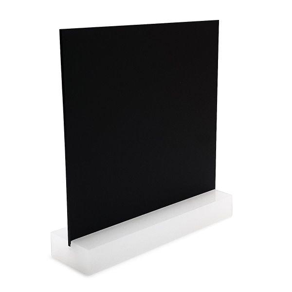 Planchas metacrilato negro Planchas de metacrilato