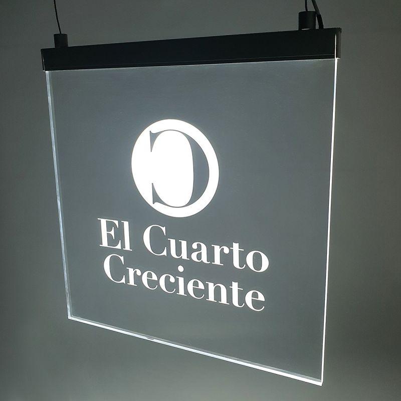 Luz filtrante suspendida Luz Filtrante-10%