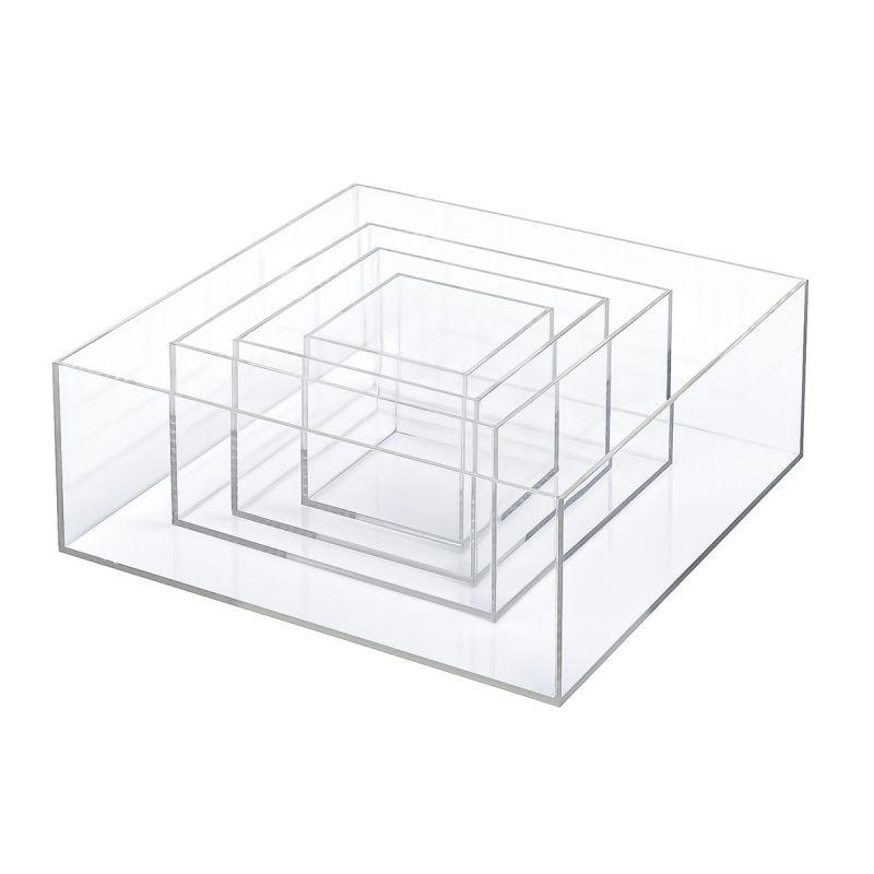 Set 4 cajas metacrilato Cubos y Vitrinas-10%