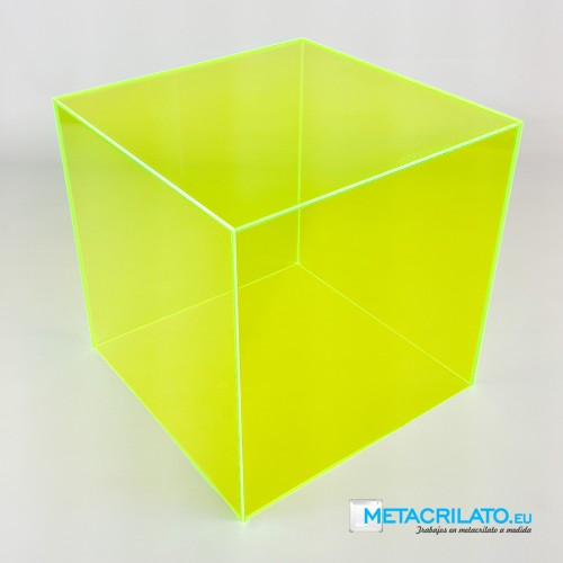 Metacrilato fluor Planchas de metacrilato