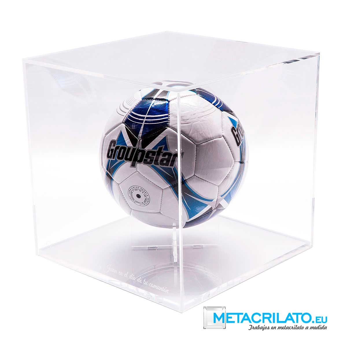 Cubo metacrilato