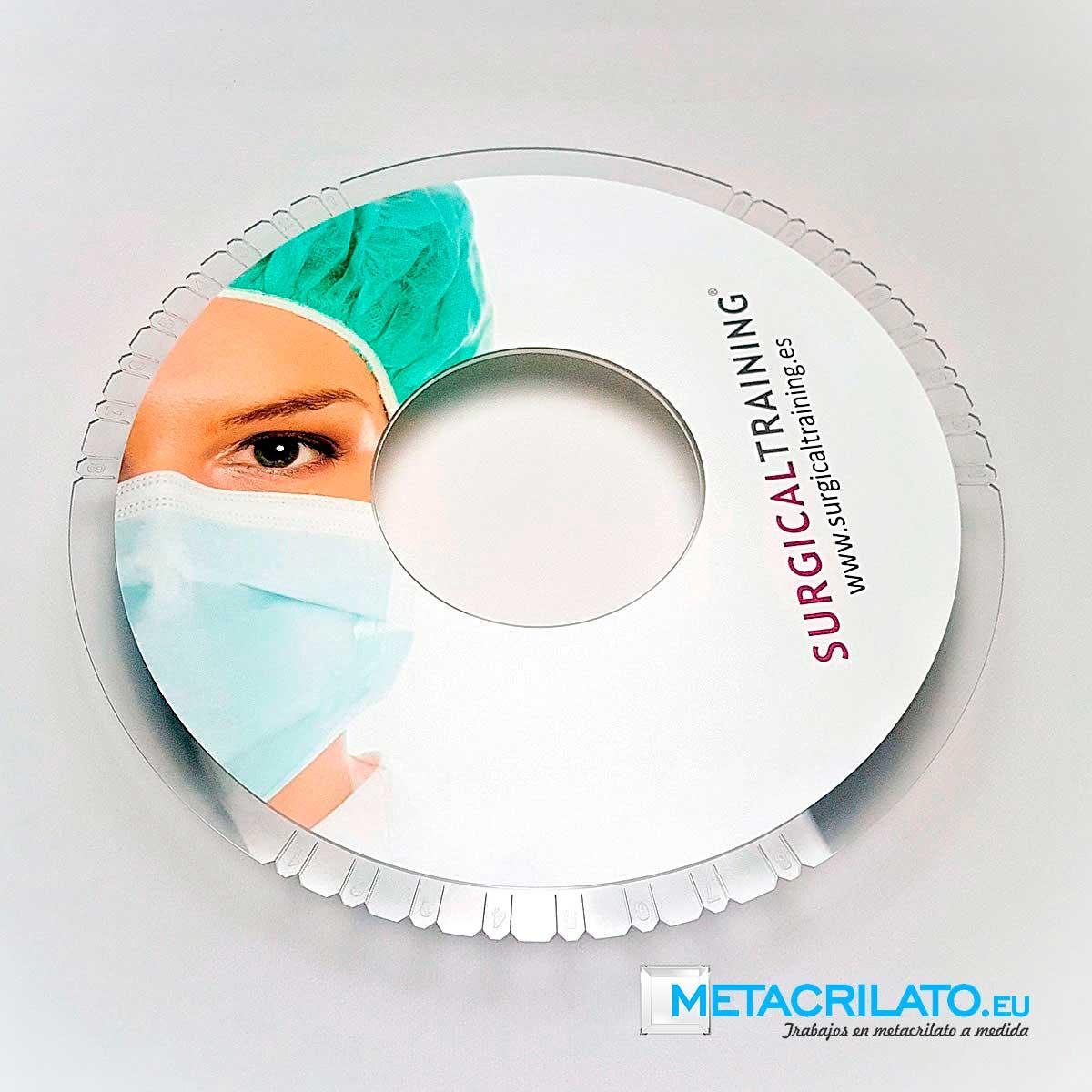 Medicina metacrilato
